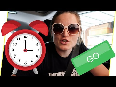 Songwriting Challenge - Writing a Song In 20 Minutes While Driving!