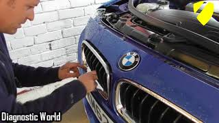 The CORRECT Way To Install New BMW F30 F31 Kidney Grilles