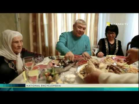 National encyclopedia №4 (12.04.2017) - Kazakh TV