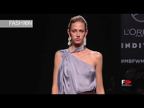 ANGEL SCHLESSER Fall 2020 MBFW Madrid - Fashion Channel
