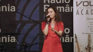 Voltaj Academy- Miruna Muresan : I'd Rather Go Blind-Etta James (Cover)