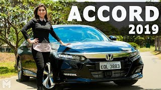 Honda Accord Ganha Motor Turbo | Com Giu Brandão