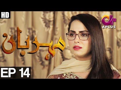 Meherbaan - Episode 14 - A Plus ᴴᴰ Drama