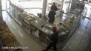 Robo panadería El Castillo 10-5