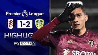Bamford & Raphinha dent Fulham's survival surge! | Fulham 1-2 Leeds | Premier League Highlights