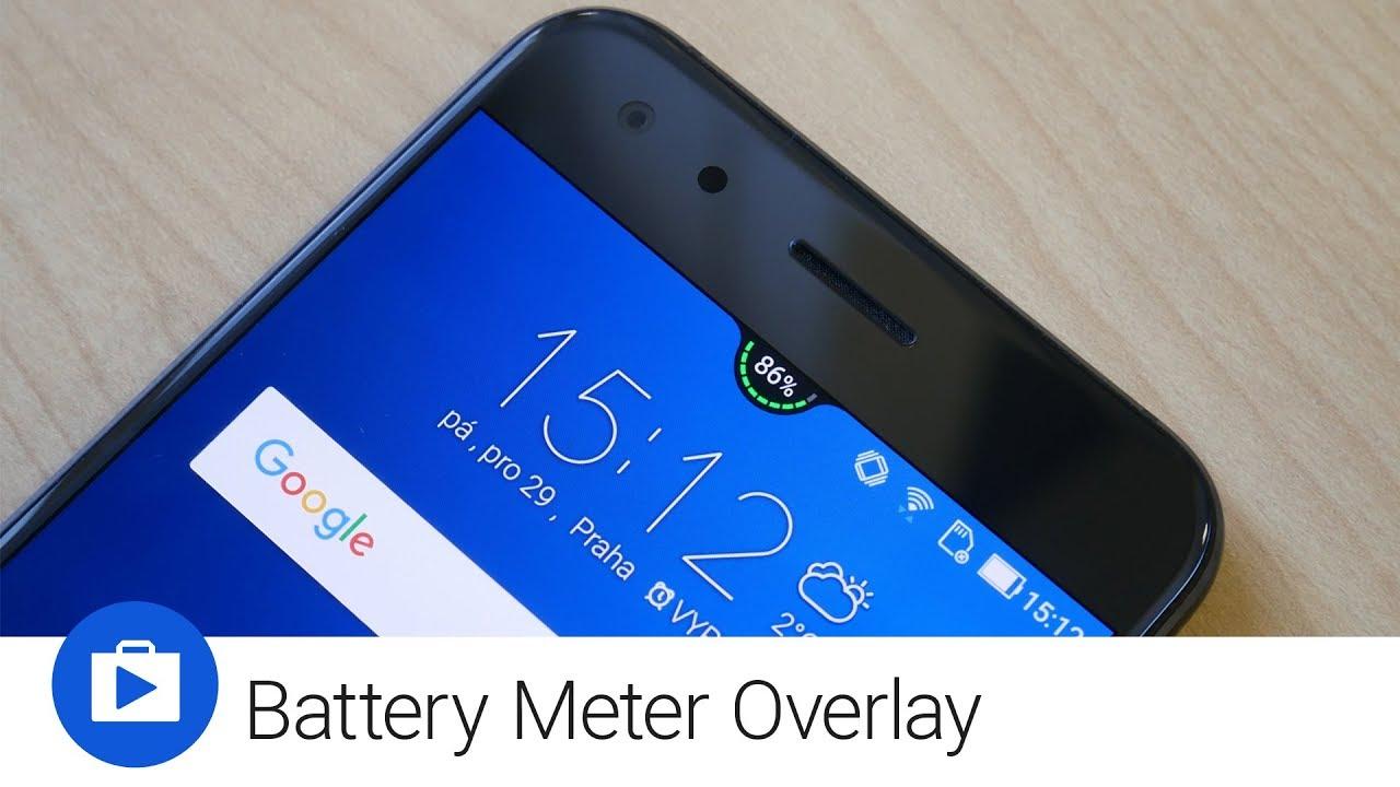 928bcf45ad60 Battery Meter Overlay (Aplikace týdne) - YouTube