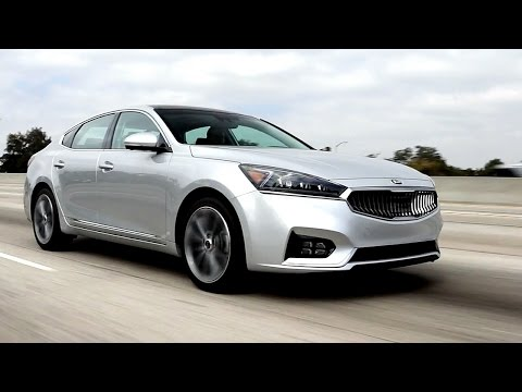 2017 Kia Cadenza - Review and Road Test