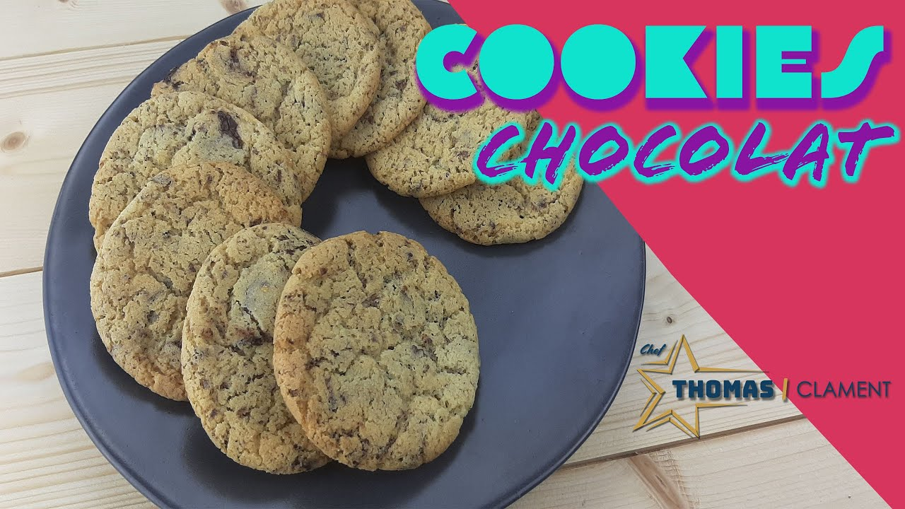 Cookies Chocolat / Recette période confinement