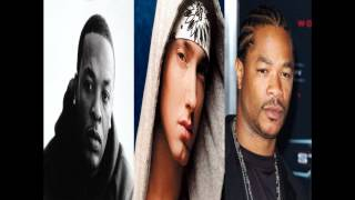 Dr Dre feat. Eminem & Xibit - Whats the Difference [Original HD]