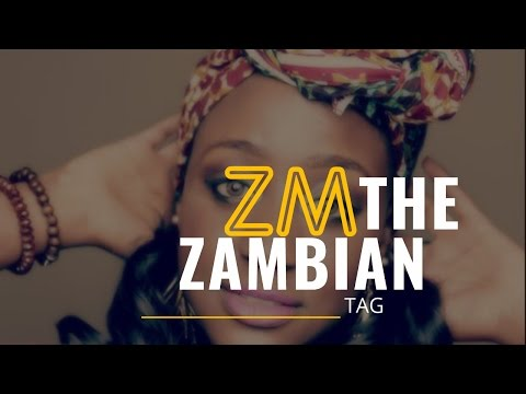 Zambian Tag Questions by Jasmine