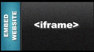 Web Designer Tutorials for Xara Web Designer 8 Premium - Iframe Embed External Website Lesson 91