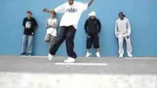 Marroneo, Don Chezina, verdadero reggaeton pasos de baile