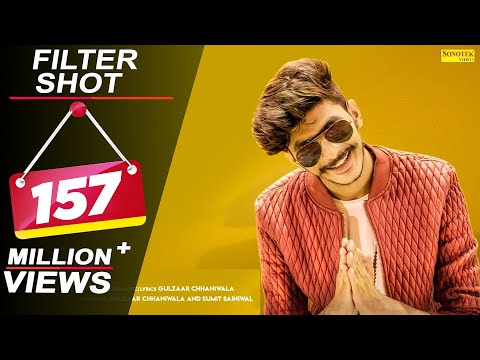 Gulzaar Chhaniwala - FILTER SHOT (Official) | Latest Haryanvi Songs Haryanavi 2018 | Sonotek