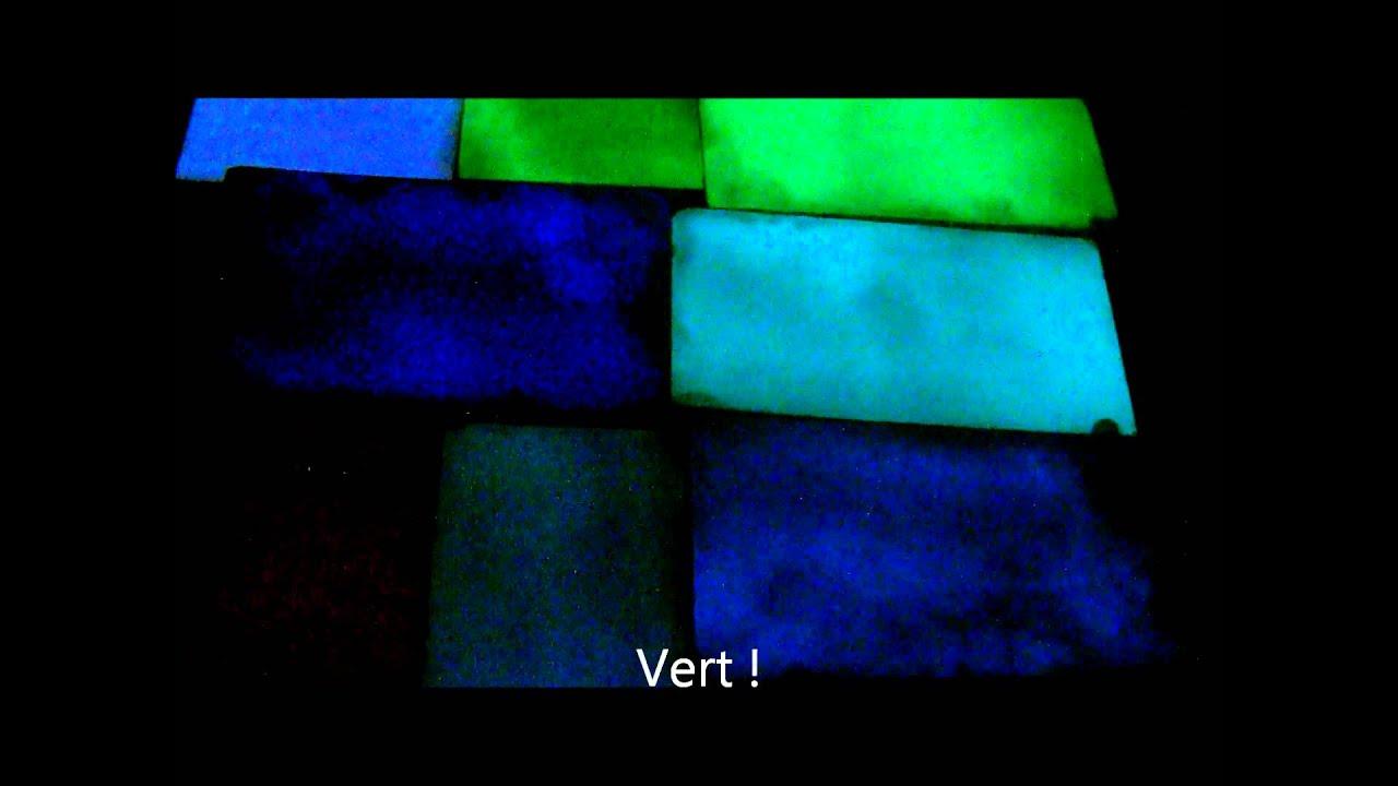 Peinture Fluorescente Castorama