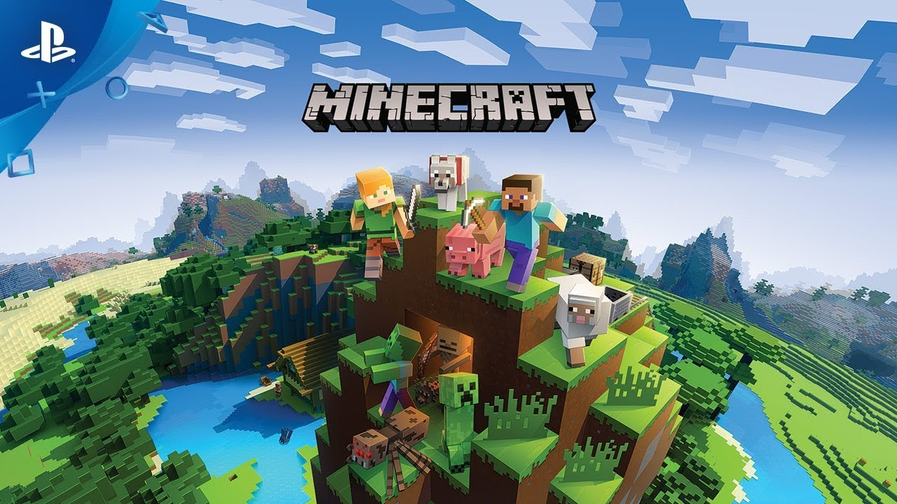 Minecraft Bedrock Version – Trailer de lansare | PS4