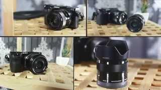 Обзор объектива SONY SEL35F18.AE (35mm f/1.8)
