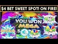 PROGRESSIVES GALORE!!!★Konami Star Watch Magma Slot Machine★ BIG WINS!