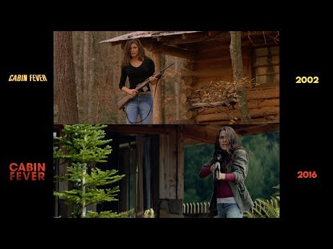 Cabin Fever (2002/2016): Side-by-Side Comparison