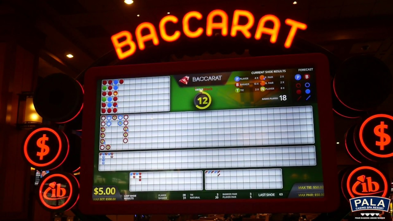 Casino baccarat near me beat roulette strategy