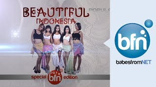 BabesfromNET Season 3 March 2014: Sexy & Beautiful Indonesia Is ON!
