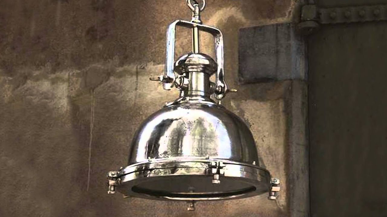 Betere Robuuste Lampen - YouTube OH-45