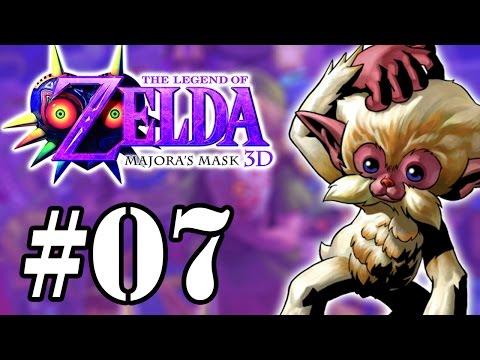 Let's Play: Zelda Majora's Mask 3D - Parte 7