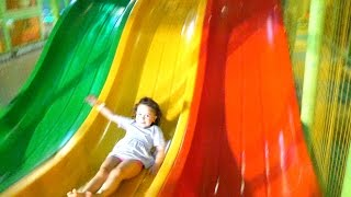 Indoor Playground Family Fun for Kids- Funderdome , Indoor Play Area Plac zabaw #1