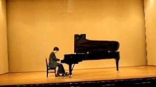 Brahms: Rhapsodie Op. 79, Nr. 2; g- Moll 大稀14歳の作品学園前