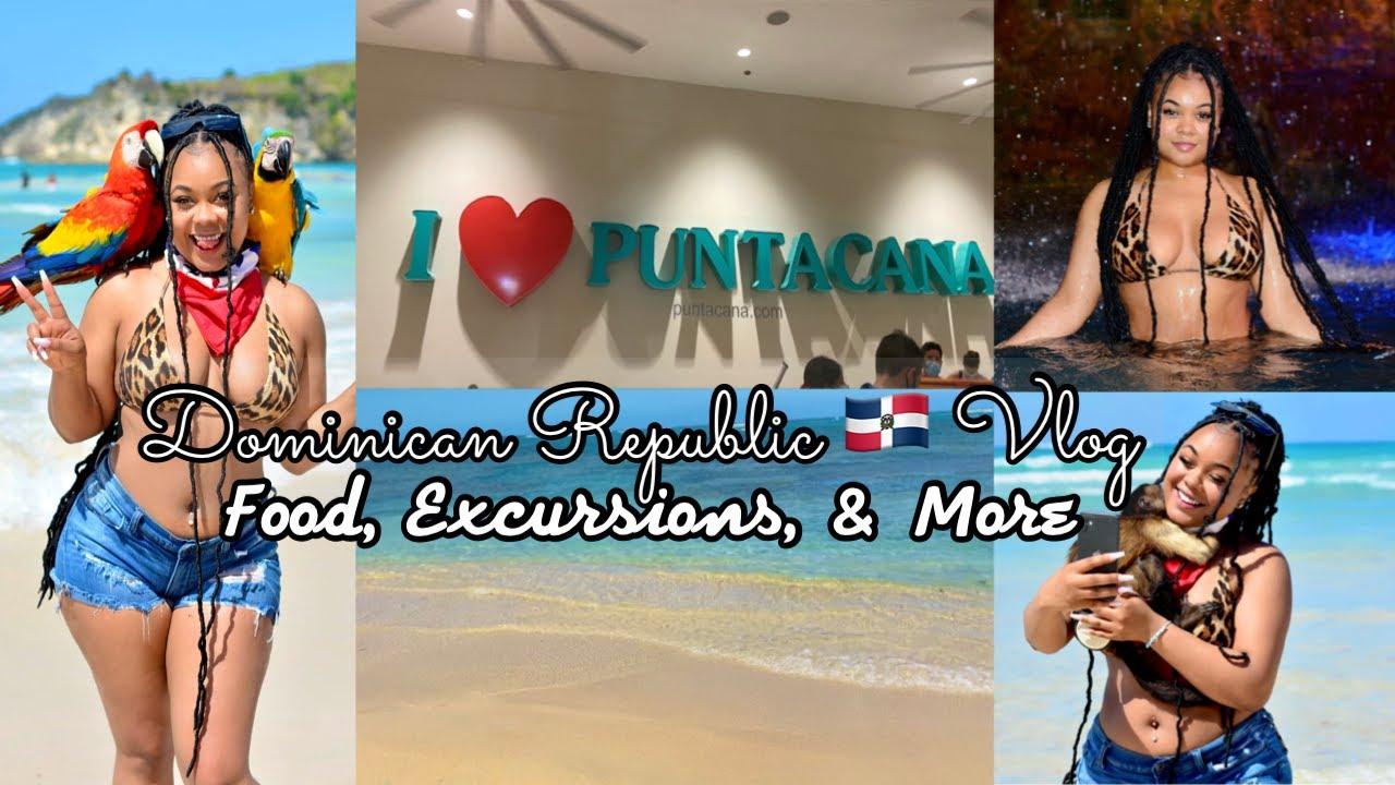 TRAVEL VLOG: Punta Cana, Dominican Republic🇩🇴🌴 + ALL-INCLUSIVE RESORT