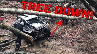 WV Trail Challenges - Exploring with my Can Am Maverick Trail
