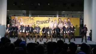 joint u mass dance 2015 ust station ust current