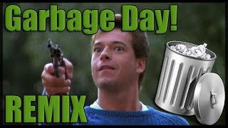 Video Garbage Day Techno Remix download MP3, 3GP, MP4, WEBM, AVI, FLV September 2018
