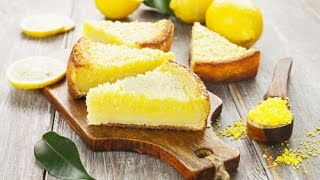 Лимонный кекс В МУЛЬТИВАРКЕ / Lemon Cake Recipe