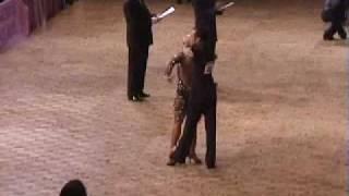 Bob Powers & Juia Gorchakova Rumba-USDSC 2004.mov
