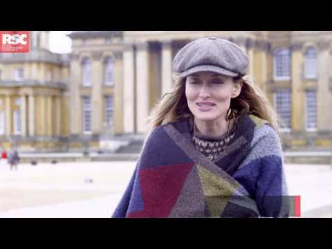 Cast visit to Blenheim Palace | Queen Anne | Royal Shakespeare Company
