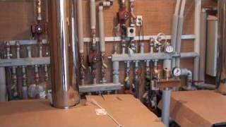 Отопление загородного дома. Котельная.(Монтаж котельной в загородном доме., 2011-02-24T03:14:49.000Z)