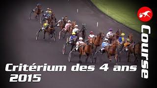 Critérium des 4 Ans 2015 : La course