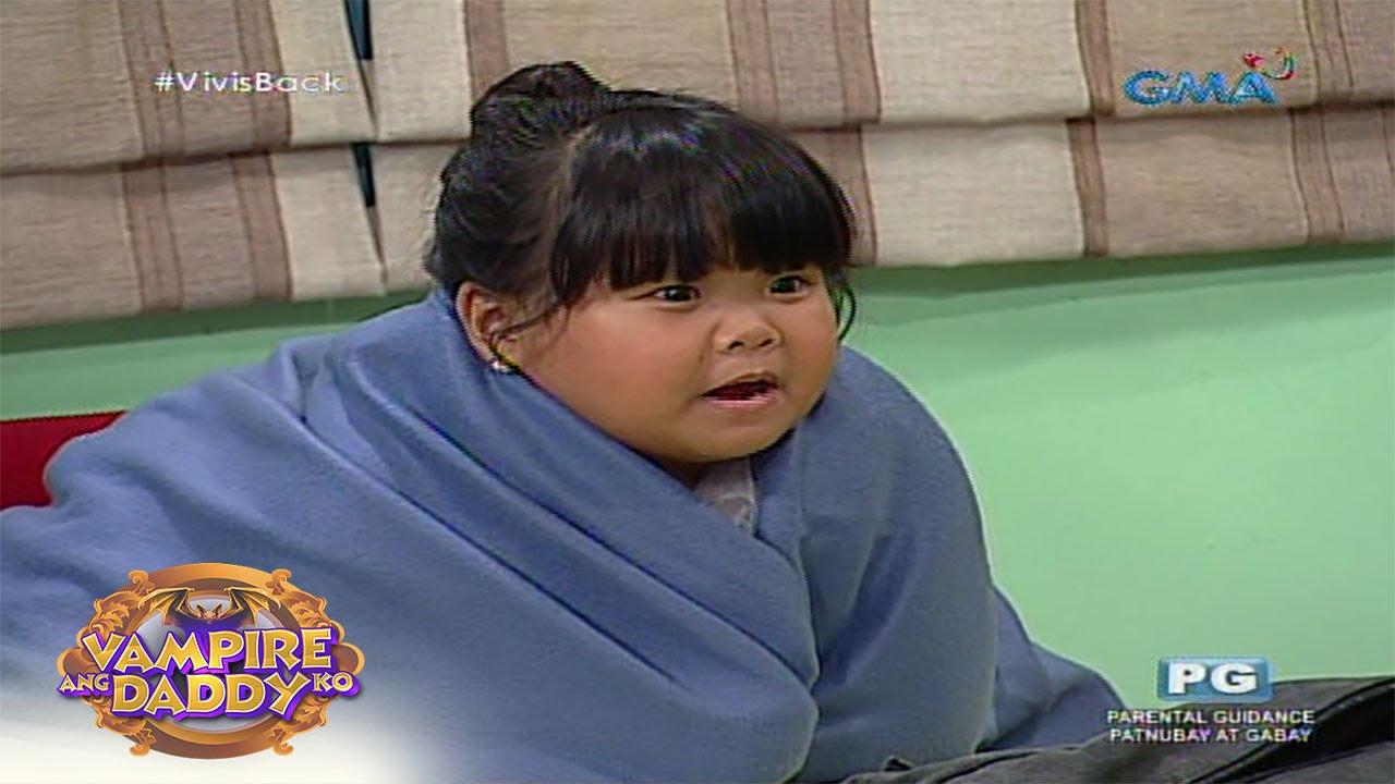 """Vampire Ang Daddy Ko: """"Gustong- gusto ko po maging ballet dancer."""" - Big"""