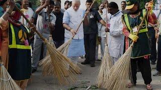 Aam Aadmi Party views on Swachh Bharat Abhiyaan