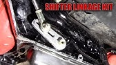 Replacing a TH350 Shift Shaft Seal - YouTube