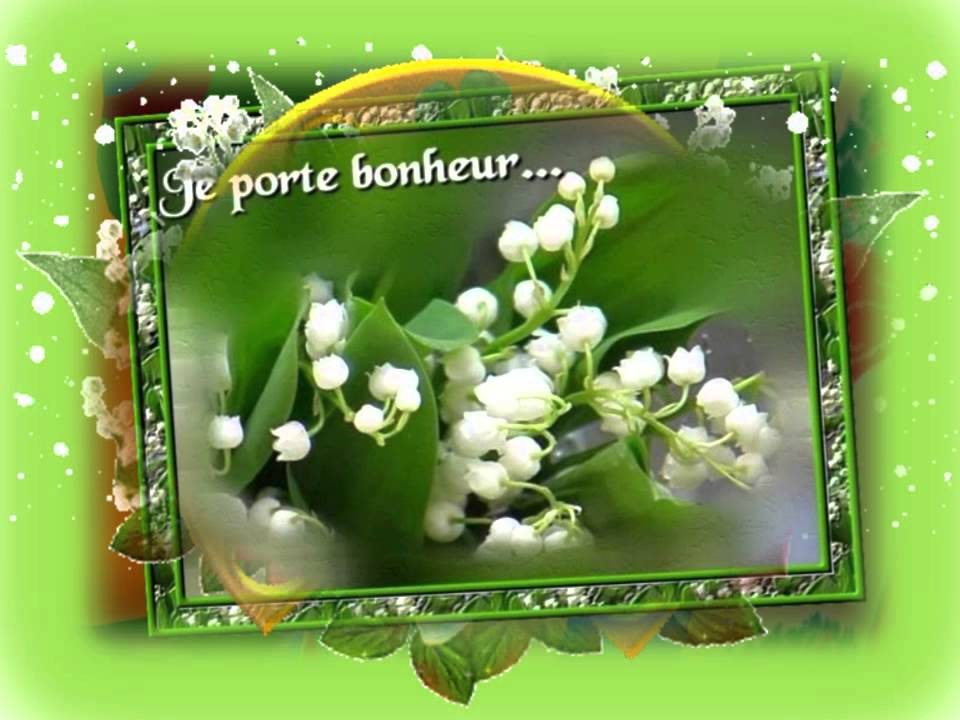 Ideal 1ER MAI MUGUET -cartes virtuelles - YouTube OW63