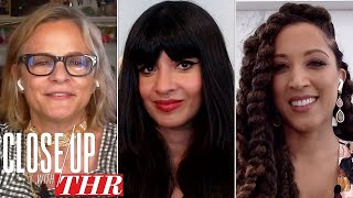 FULL Comedy Actresses Roundtable: Jameela Jamil, Amy Sedaris, Robin Thede, Elle Fanning | Close Up