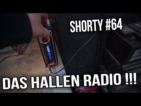 Shorty #64 | DAS HALLEN RADIO !!! ( Zuschauer Frage! )