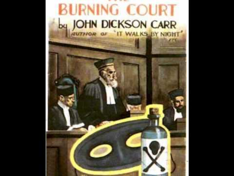 'The Burning Court' from Suspense