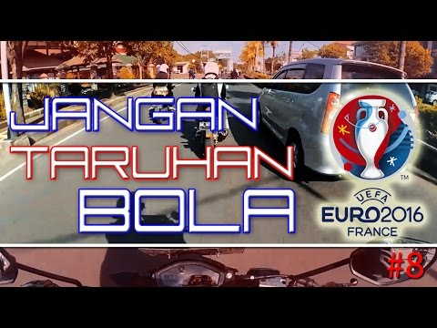 TARUHAN BOLA || EURO 2016 || AWAS FINAL DESTINATION - #8