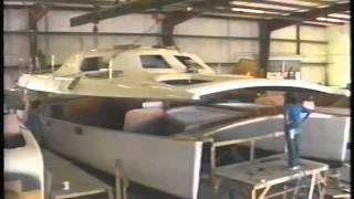 Manta 40 Catamaran Sales Video