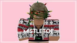 Mistletoe - Roblox Fan Music Video