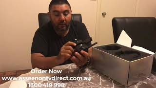 SJRC F11 As Seen On TV Direct Review by KOY