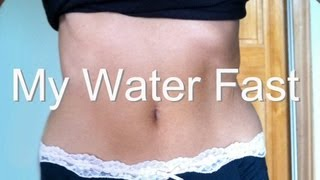 13 Day Water Fast Success! Food Allergies Gone!
