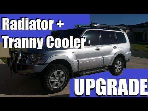 Pajero / Montero Radiator And Transmission Cooler Upgrade